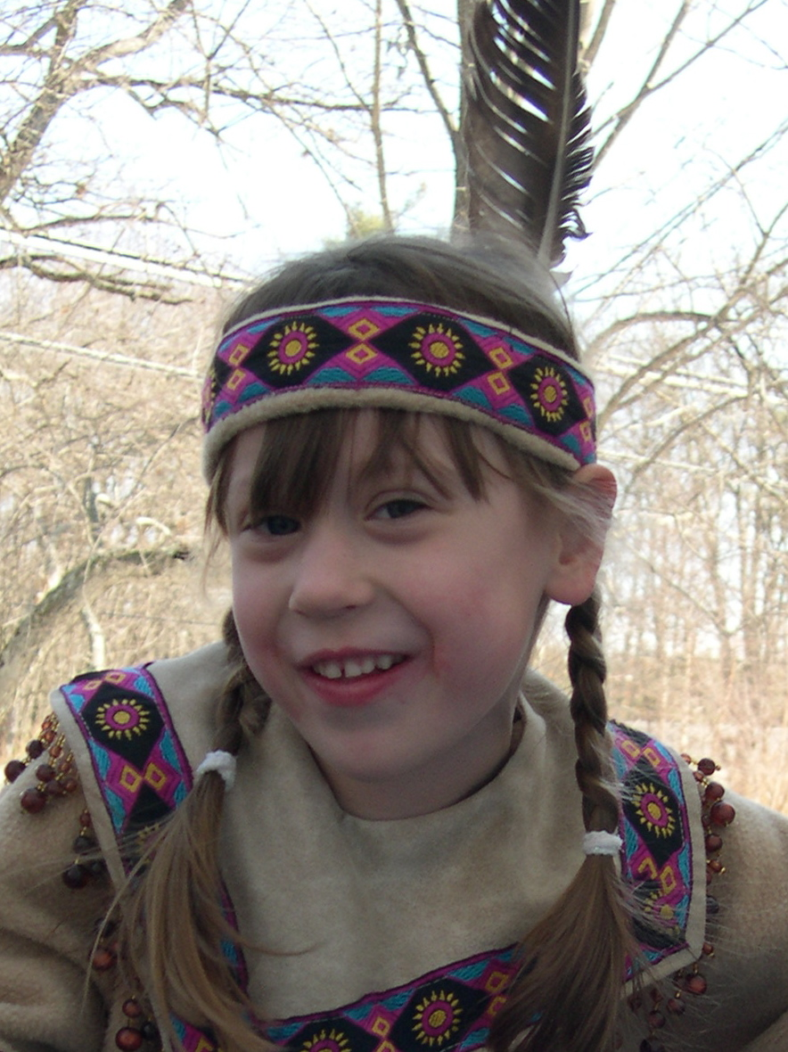 6 years old! A Native American Party