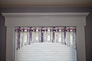 Ribbon Valances