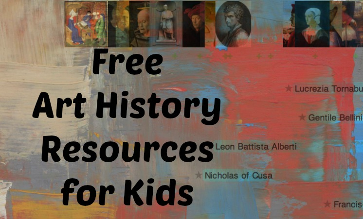 Free Art History Resources for Kids