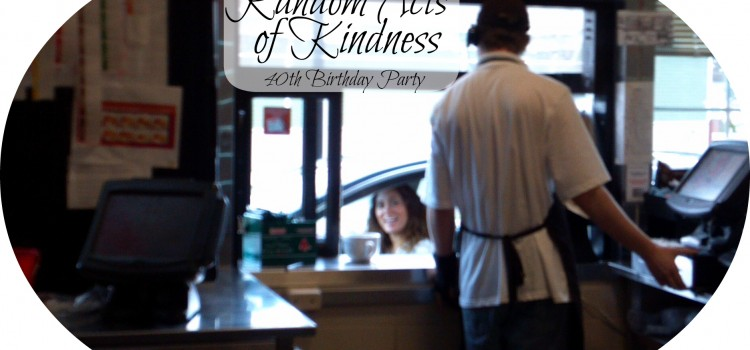 Random Acts of Kindness Party