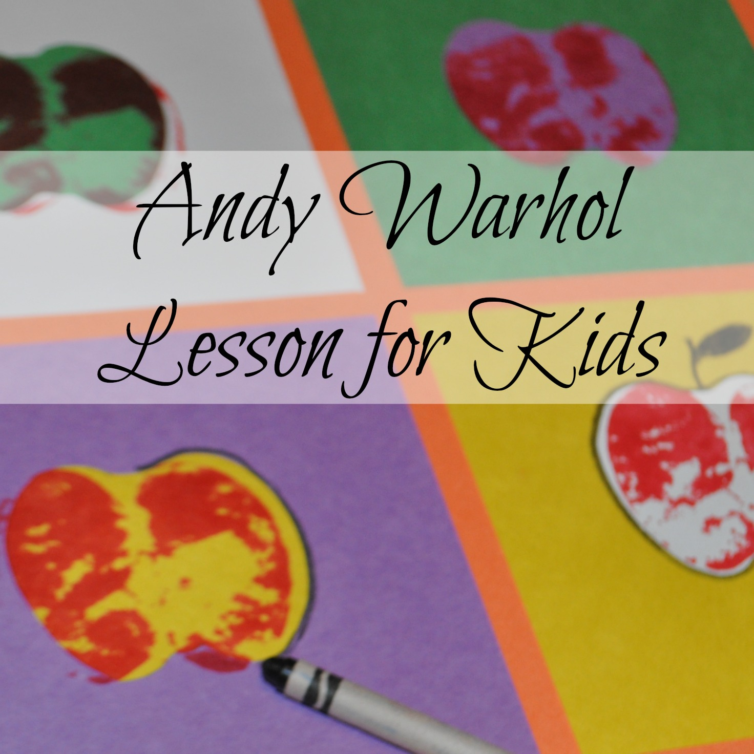 lesson plan pop art During the 1960s, a movement called pop art turned the art world on its head in  this brainpop movie, you'll learn how innovative work by artists like andy.