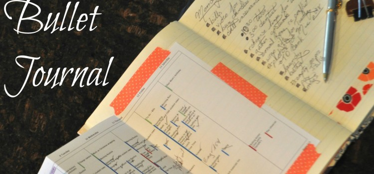 The Easy Way to Create a Homeschool Bullet Journal