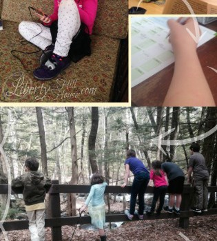 Homeschool Photo Journal