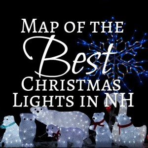 best christmas lights New Hampshire