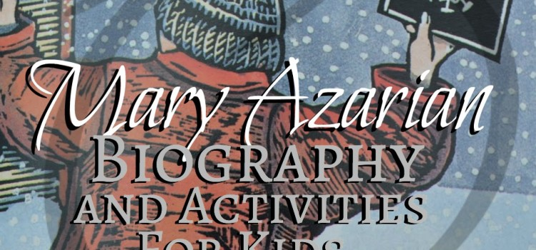 Mary Azarian art lesson for kids
