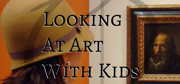Talking About Art – 6 questions to ask kids