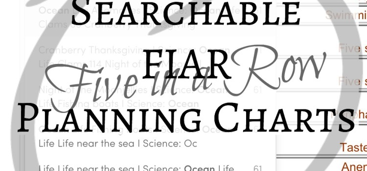 Searchable FIAR Classification Charts