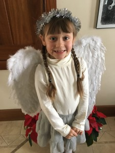 Christmas Kindness Game Angel